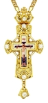 Pectoral cross - A178LP (with chain)