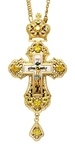 Pectoral cross - A180 (with chain)