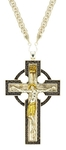 Pectoral cross - A182 (with chain)