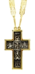 Pectoral cross - A184LF (with chain)