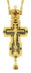 Pectoral cross - A186 (with chain)