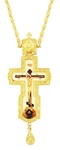 Pectoral cross - A187 (with chain)