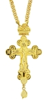 Pectoral cross - A188LP (with chain)