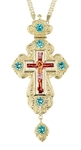 Pectoral cross - A214 (with chain)