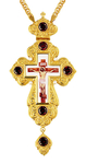 Pectoral cross - A214LP (without chain)