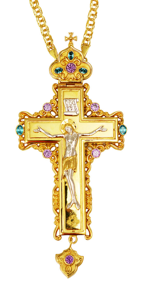 Pectoral cross - A221 (without chain)