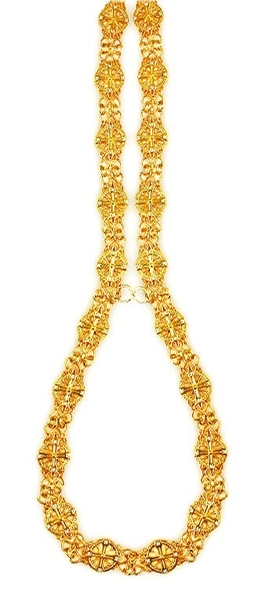 Chain for cross or panagia - A221