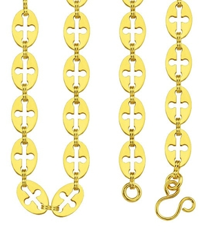 Chain for cross or panagia - A223