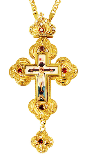 Pectoral cross - A225 (without chain)