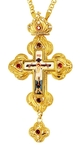 Pectoral cross - A225 (with chain)