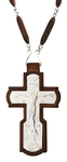 Pectoral cross - A227 (with chain)