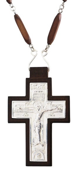 Pectoral cross - A230 (with chain)