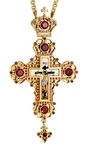 Pectoral cross - A234 (with chain)