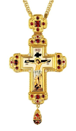 Pectoral cross - A237 (with chain)