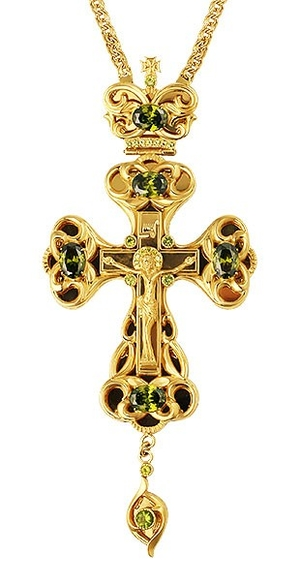 Pectoral cross - A239 (with chain)