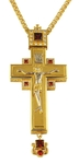 Pectoral cross - A242 (with chain)