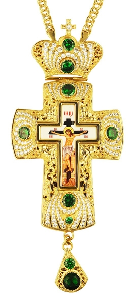 Pectoral cross - A243 (with chain)