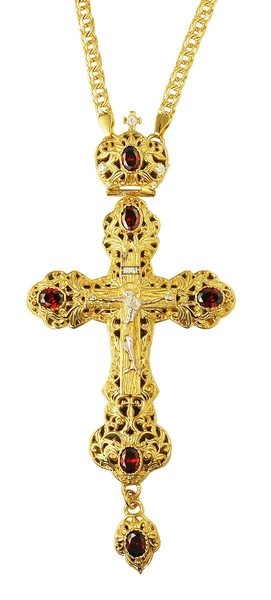 Pectoral cross - A246 (with chain)