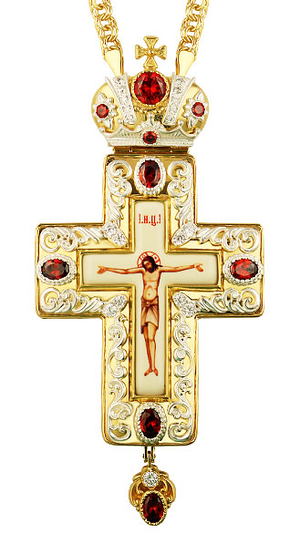 Pectoral cross - A247 (without chain)