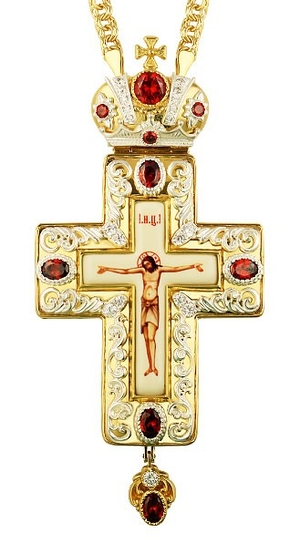 Pectoral cross - A247 (with chain)