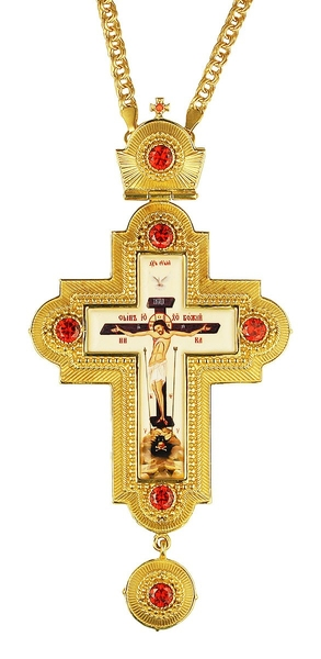 Pectoral cross - A249 (with chain)
