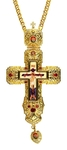 Pectoral cross - A250 (with chain)