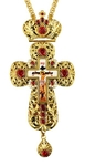 Pectoral cross - A251 (with chain)