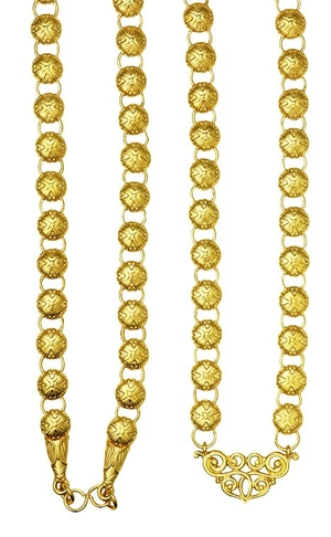 Chain for cross or panagia - A286