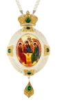 Bishop encolpion (panagia) - A986 (with chain)