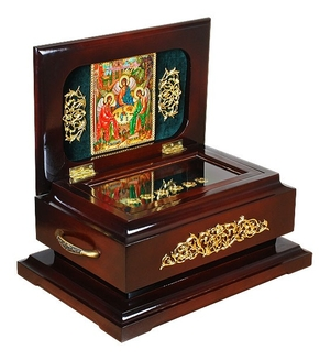 Church reliquary (16 relics) - A413