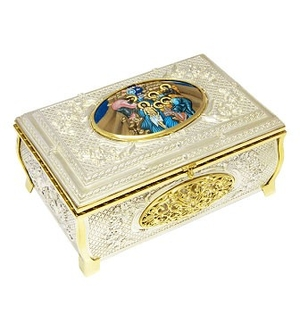 Baptismal box - A615