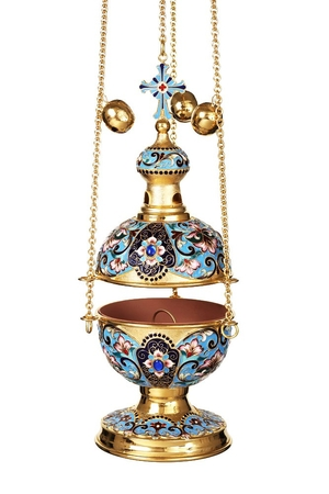 Jewelry Bishop censer no.2