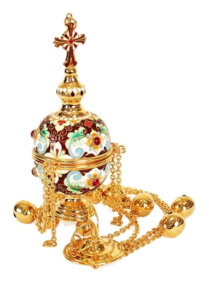 Jewelry censer no. Z-08