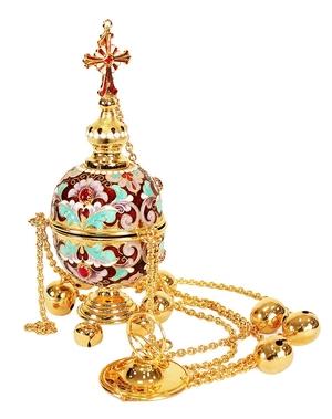 Jewelry censer no. Z-09