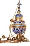 Jewelry Bishop censer