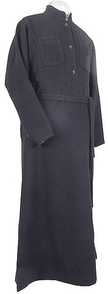 "Bulgarian winter undercassock 36""/5'9"" (46/176) #392"