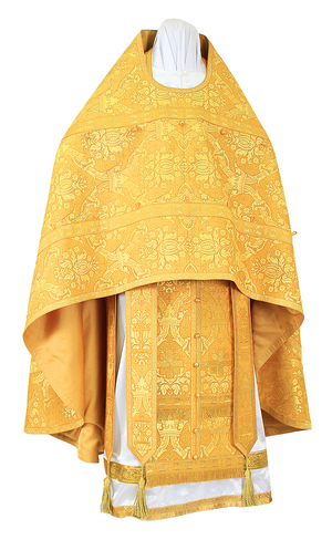 """Old-Rite Russian priest vestments 41-43""""/5'8""""-5'10"""" (52-54/176-180) #471 - 20%"""