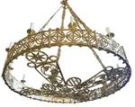 Church chandelier (khoros) - 34-2 (12 lights)