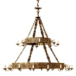 Church chandelier (khoros) Don-2 (24 lights)