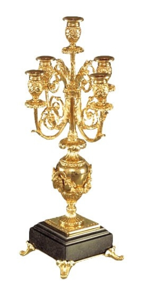 Table candle-stand - 187