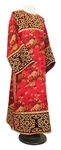 Clergy stikharion Wattled (embroidered, red-gold)