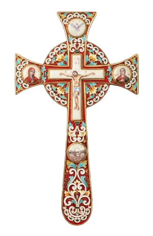 Maltese blessing cross - 4