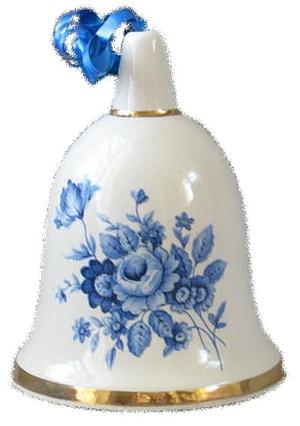 Christian souvenir bell - 1422