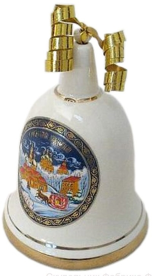 Christian souvenir bell - 1437