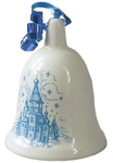 Christian souvenir bell - 8850