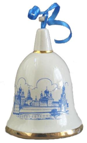 Christian souvenir bell - 9162
