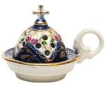 Church porcelain incense burner - 1351