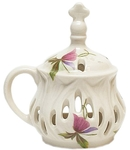 Church porcelain incense burner - 1364