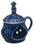 Church porcelain incense burner - 1367