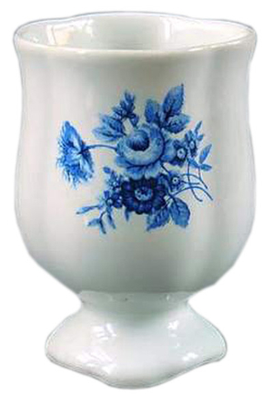 Porcelain glass for Holy water - 2416